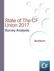 State of the ColdFusion Union 2017 Survey Amazing Results