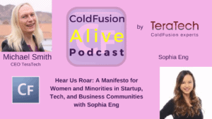 Hear Us Roar: A Manifesto for Women and Minorities in Startup, Tech, and Business Communities with Sophia Eng-Transcript