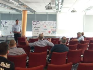 Wonderful experience at CFCamp Conference in Munich