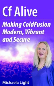 Best Selling ColdFusion book author