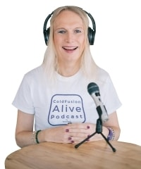 Michaela Light, CF Alive podcast host