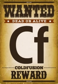 Wanted CF Dead or Alive (new book launching at CF Summit)