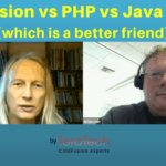 087 ColdFusion vs PHP vs Java vs .Net (which is a better friend) with Brian Cain