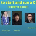 092 How to start and run a CFUG (experts panel) with Daniel Garcia, Leon O'Daniel, Michaela Light and Nolan Erck