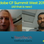 098 Adobe CF Summit West 2019 (All that is new) with Kishore Balakrishnan