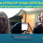 097 State of the CF Union 2019 Survey, with Brad Wood (in-depth analysis)