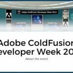 Adobe ColdFusion Developer Week 2021